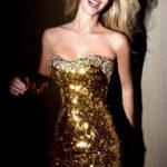 genç abiye elbise modeli