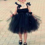 kiz-cocuk-siyah-tutu-elbise-model