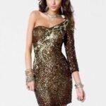 payetli-mini-abiye-elbise-modeli