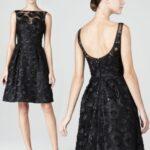 siyah-mini-gece-elbisesi