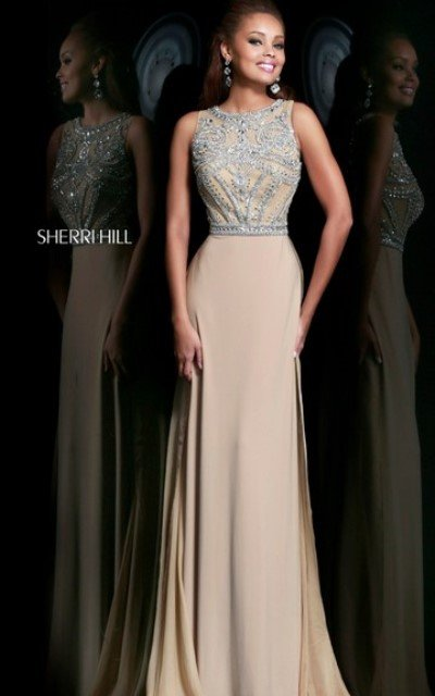Payetli uzun elbiseler pictures to pin on pinterest - Sherri Hill 2014 Abiye Pictures To Pin On Pinterest