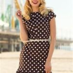 vintage elbise modeli