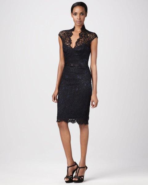 2015 Dantel Abiye Elbise Modelleri