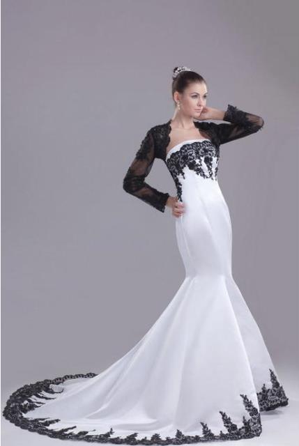 Bolerolu Abiye Elbise Modelleri
