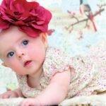 bebek elbiseleri modeli