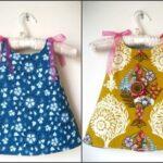 renkli bebek elbiseleri