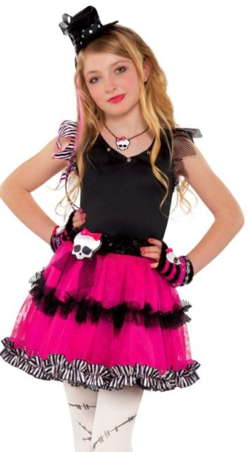 Monster High Elbise Modelleri