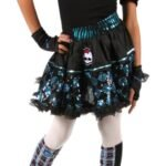 Monster High etek Modeli