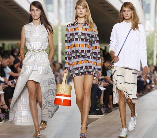 Tory Burch 2015 Elbise Modelleri
