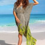 en trend plaj elbisesi modelleri