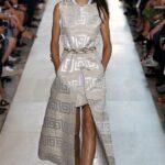 tory burch abiye elbise modeli