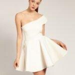 beyaz abiye elbiseler