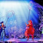 the underwater paradise show