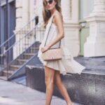 klasik elbise kombini