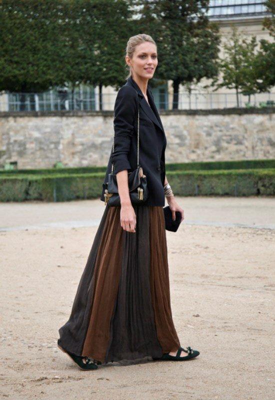 Uzun Elbise Modelleri
