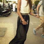 uzun klasik elbise modeli