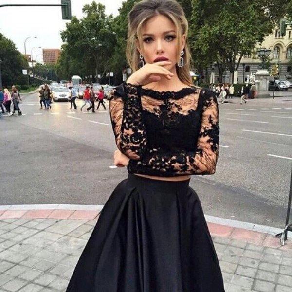 e0f3946fca218 Şık Uzun Gece Elbisesi Modelleri | AnneCocuk.Co - Kadın / Çocuk ...