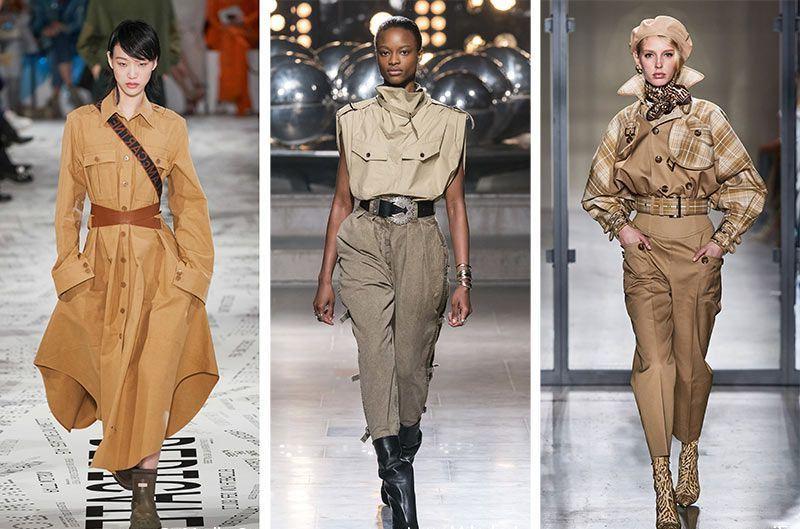 2020 - 2021 Sonbahar Kış Moda Trendleri